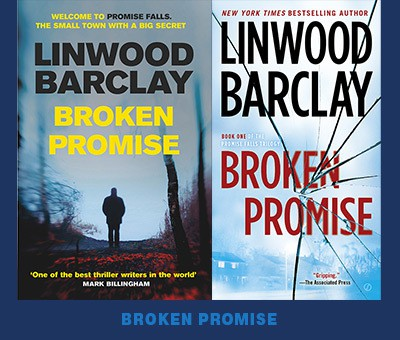 Linwood Barclay - Official Website of the International